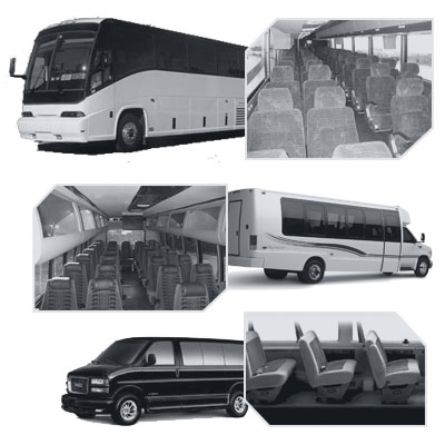 Saint Louis Coach Bus rental