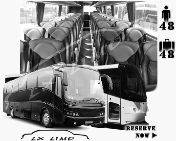 Saint Louis coach Bus for rental | Saint Louis coachbus for hire