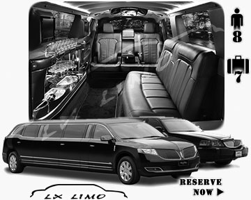 Limo from Saint Louis airport