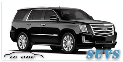 Saint Louis SUV for hire