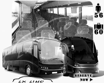 Motor Coach for hire in Saint Louis MO