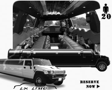 hummer H2 SUV Limo in Saint Louis MO