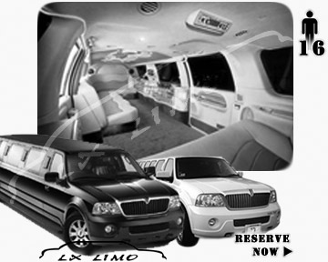 Navigator SUV Saint Louis Limousines services