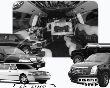 Saint Louis Stretch Limos for rental