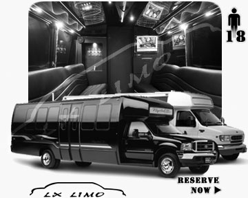 Saint Louis Party Bus rental