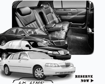Saint Louis Sedan hire for wedding